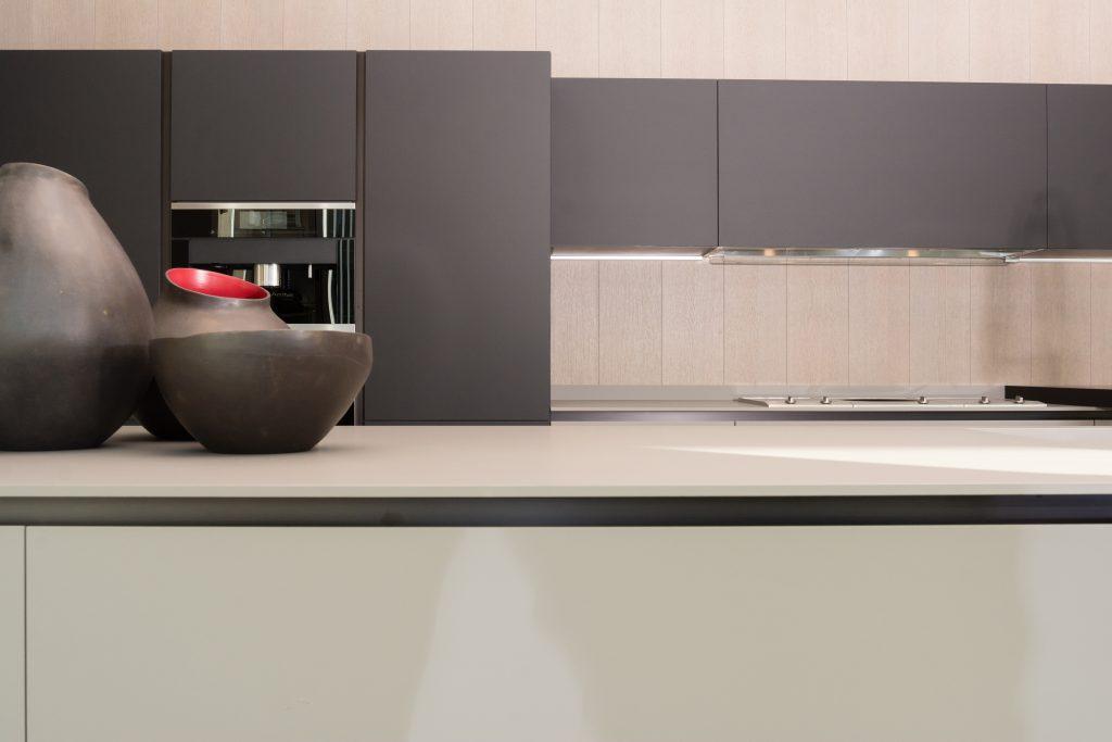 Kuchnia z frontami akrylowymi